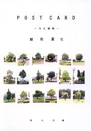 「POST CARD -木と植物-」